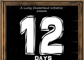 Lucky One - 12 DAYS [prod. by G-Dak] Artwork   AceWorldTeam.com
