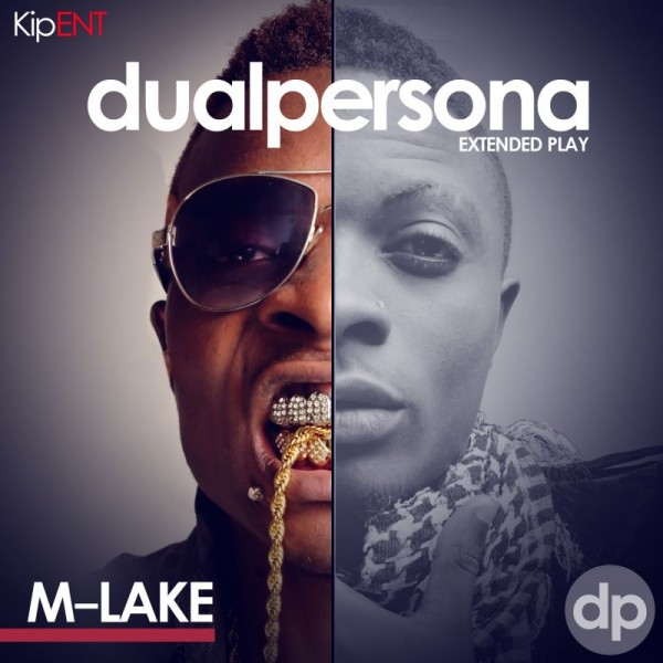 M-Lake - DUAL PERSONA [EP] Artwork | AceWorldTeam.com