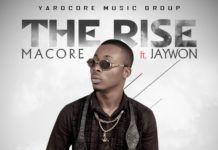 Macore ft. Jaywon - THE RISE Artwork | AceWorldTeam.com