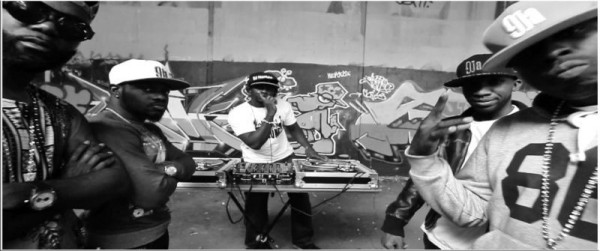 Magnum, Dola-Billz, AY, Material & DJ Notorious Neptune - BET CYPHER [Official Video] Artwork