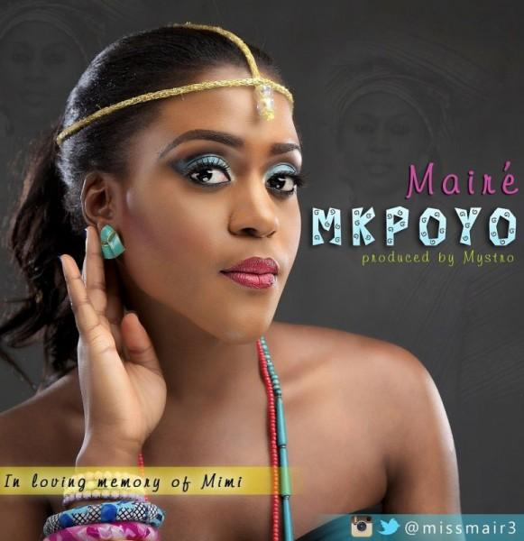 Mairé - MKPOYO [prod. by Mystro] Artwork | AceWorldTeam.com