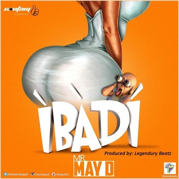 May D - IBADI [Official Video] Artwork   AceWorldTeam.com