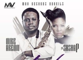 Mike Aremu ft. Sasha P - ARABA Artwork | AceWorldTeam.com