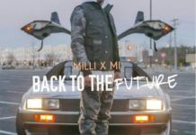 Milli & M.I - BACK TO THE FUTURE Artwork | AceWorldTeam.com