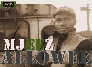Mjeez ft. Pheel - ALLOWEE Artwork | AceWorldTeam.com