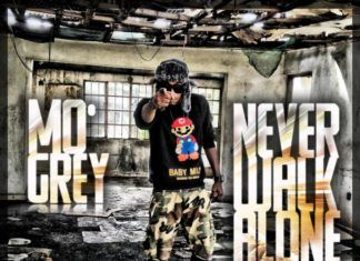 Mo'Grey - NEVER WALK ALONE [prod. by David Luger] Artwork | AceWorldTeam.com