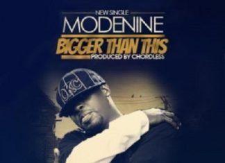 ModeNine - BIGGER THAN THIS [prod. by Chordless] Artwork   AceWorldTeam.com