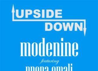 ModeNine ft. Nnena Omali - UPSIDE DOWN [prod. by TioDi] Artwork   AceWorldTeam.com