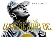 ModeNine ft. XY - WHERE UNA DE [prod. by DSlaveMaster] Artwork | AceWorldTeam.com