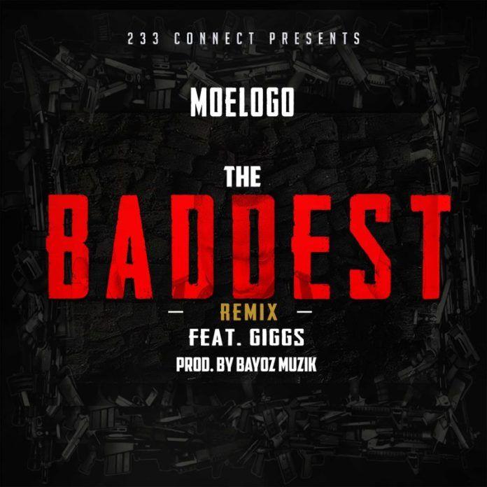 MoeLogo ft. Giggs - THE BADDEST Remix [prod. by Bayoz Muzik] Artwork | AceWorldTeam.com
