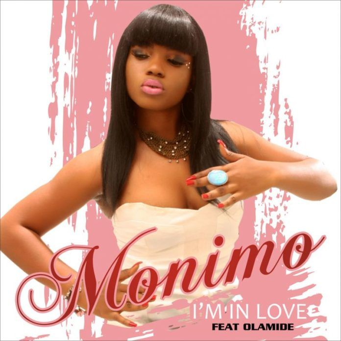 Monimo ft. Olamide - I'M IN LOVE Artwork | AceWorldTeam.com