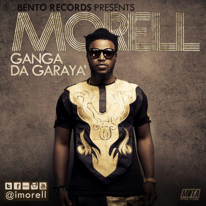 Morell - GANGA DA GARAYA [prod. by Danja] Artwork | AceWorldTeam.com