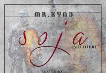 Mr. Kynd ft. Otyno & Lybra - SOJA [Soldier] Artwork   AceWorldTeam.com