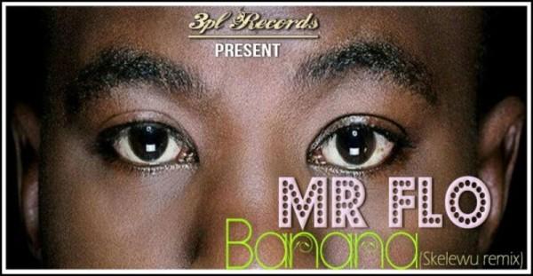 Mr. Flo - BANANA Freestyle [a DavidO cover] Artwork