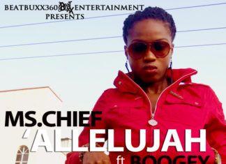 Ms. Chief ft. Boogey - 'ALLELUJAH [prod. by Samibond] Artwork | AceWorldTeam.com