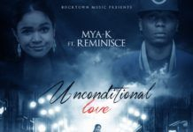 Mya K ft. Reminisce - UNCONDITIONAL LOVE [prod. by Tee-Y Mix] Artwork | AceWorldTeam.com