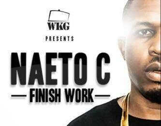 Naeto C - FINISH WORK [prod. by E-Kelly] Artwork
