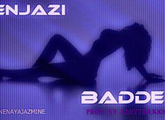 Nenjazi - BADDER [prod. by Addytraxx] Artwork   AceWorldTeam.com
