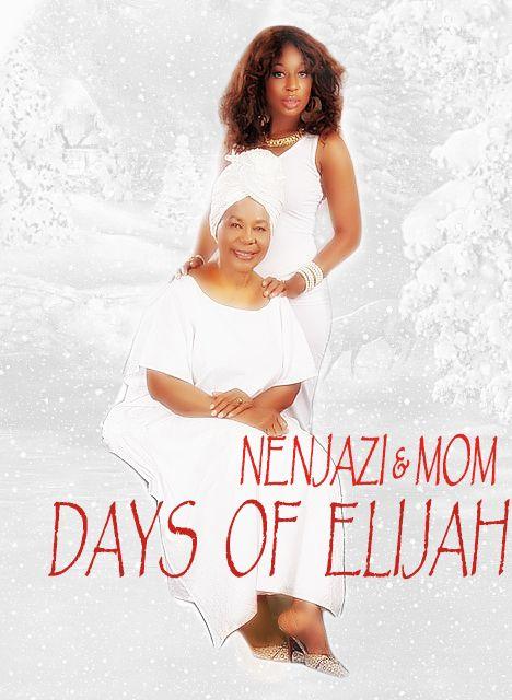 Nenjazi & Mom - DAYS OF ELIJAH Artwork | AceWorldTeam.com