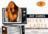 Nikki Laoye - JOY COMES [prod. by Victor Okon & Nikki Laoye] Artwork | AceWorldTeam.com