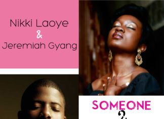 Nikki Laoye & Jeremiah Gyang - SOMEONE 2 LOVE Artwork   AceWorldTeam.com
