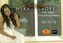 Nikki Laoye - ONLY YOU [Official Video] Artwork | AceWorldTeam.com