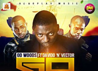 OD Woods ft. DavidO & Vector - GO BELOW Remix [prod. by Shizzi] Artwork | AceWorldTeam.com