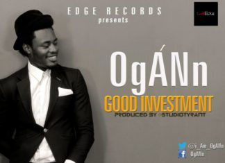 OgANn - GOOD INVESTMENT [prod. by Studio Tyrant] Artwork | AceWorldTeam.com