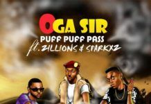 Oga Sir ft. Zillions & Sparkxz - PUFF PUFF PASS [prod. by Penz] Artwork | AceWorldTeam.com