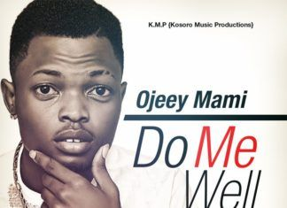 Ojeey Mami - DO ME WELL [prod. by Kosoro] Artwork | AceWorldTeam.com