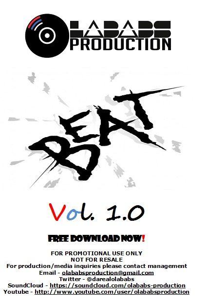 OlaBabs - BEAT VOL  1 0 [3 Free Beats] • AceWorldTEAM