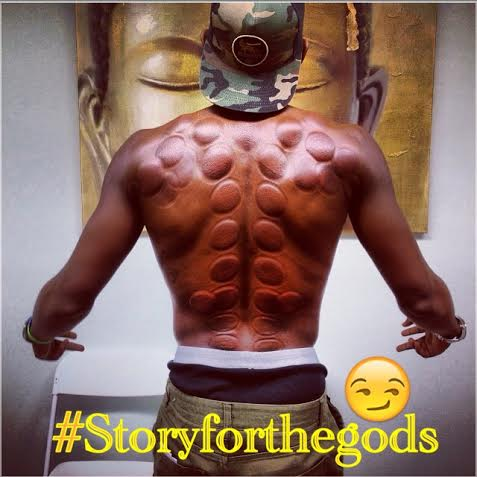 Olamide - STORY FOR THE GODS [prod. by Young John] Artwork | AceWorldTeam.com