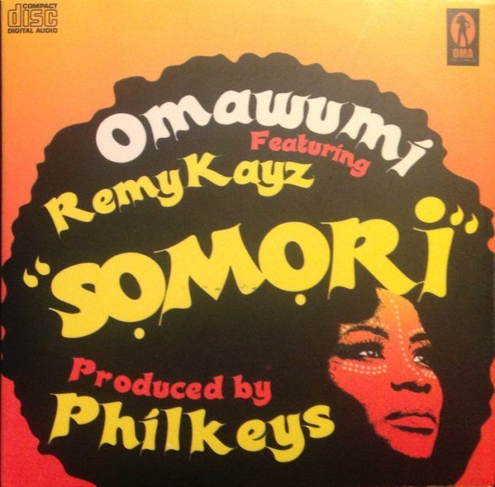 Omawumi ft. RemyKayz - SOMORI [prod. by PhilKeys] Artwork | AceWorldTeam.com