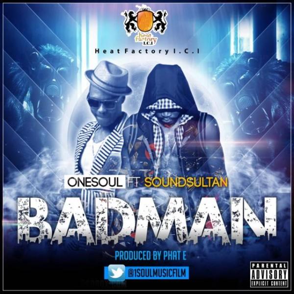 OneSoul ft. Sound Sultan - BADMAN [prod. by Phat-E] Artwork   AceWorldTeam.com