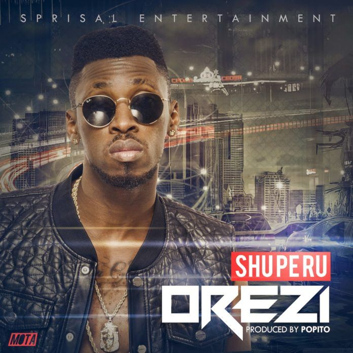 Orezi - SHUPERU [prod. by Popito] Artwork | AceWorldTeam.com