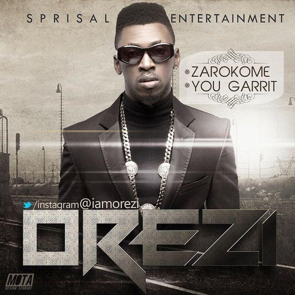 Orezi - ZAROKOME [prod. by Kiddominant] + YOU GARRIT [prod. by Del'B] Artwork | AceWorldTeam.com
