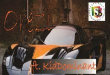 Orezi ft. Kiddominant - MASERATI Artwork | AceWorldTeam.com