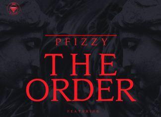 P.Fizzy ft. Erigga & Yung Hanz - THE ORDER [Additional Vocals by Kanye West] Artwork | AceWorldTeam.com