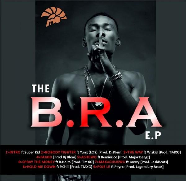Phenom - B.R.A [Best Rapper Alive] EP Artwork | AceWorldTeam.com