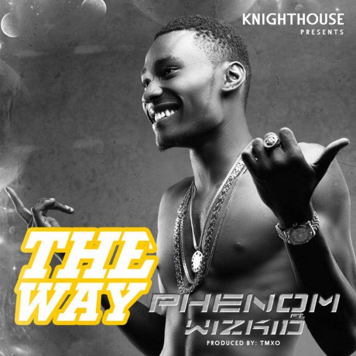 Phenom ft. Wizkid - THE WAY [prod. by TMXO] Artwork | AceWorldTeam.com