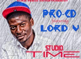 Pro-CD ft. Lord V - STUDIO TIME [a 50 Cent cover] Artwork | AceWorldTeam.com