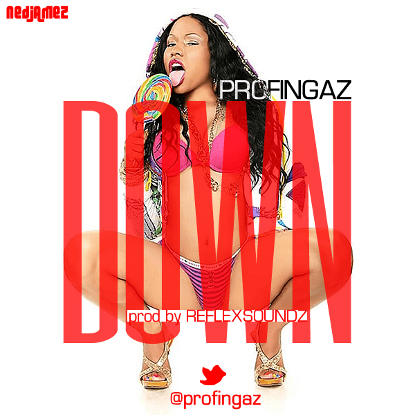 ProFingaz - DOWN [prod. by Reflex Soundz] Artwork | AceWorldTeam.com