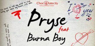 Pryse ft. Burna Boy - KOLO Remix [prod. by M.I] Artwork   AceWorldTeam.com
