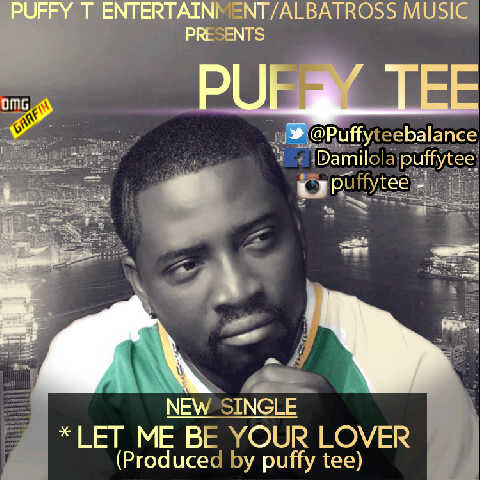 Puffy Tee - LET ME BE YOUR LOVER Artwork | AceWorldTeam.com