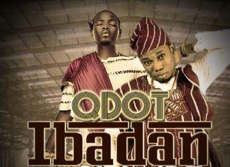 Q.Dot ft. Olamide - IBADAN [prod. by Antras] Artwork | AceWorldTeam.com