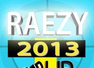 Raezy - 2013 WRAP UP Artwork | AceWorldTeam.com