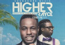 Rayce ft. General Pype - HIGHER [prod. by Admire Beats] Artwork | AceWorldTeam.com