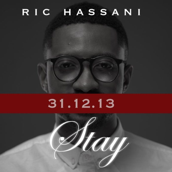 Ric Hassani - STAY [prod. by Chillz] Artwork | AceWorldTeam.com