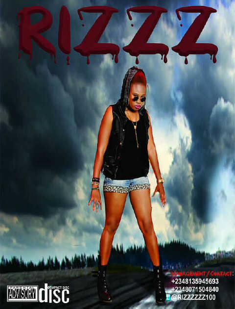 Rizzz - P____ + AFRICAN GIRL Artwork | AceWorldTeam.com