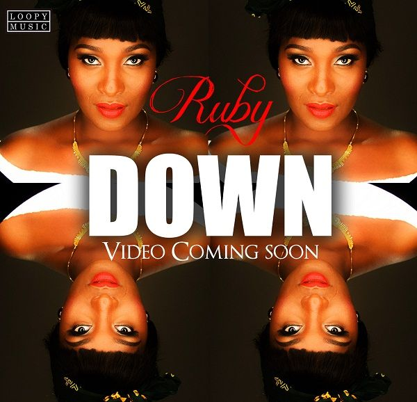 Ruby - DOWN [Official Video] Artwork | AceWorldTeam.com